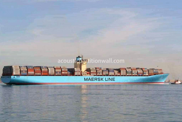 Folding Partition Sea Shipping