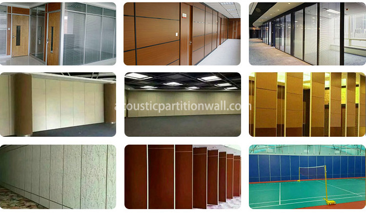 Retractable Partitions | Interior Soundproof Wall | Retractable Room Partitions