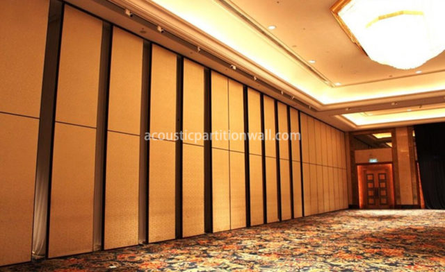 Sound Proof Partitions