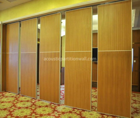 Acoustic Partition Wall