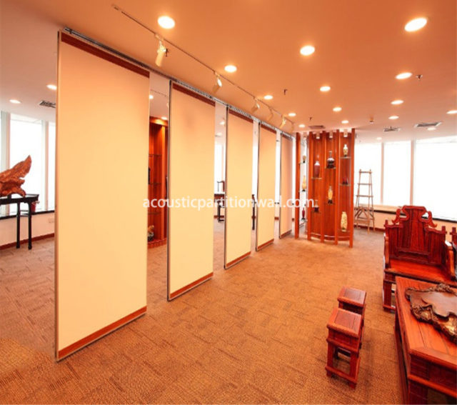 Demountable Partition Detail : Our products acoustic partition wall