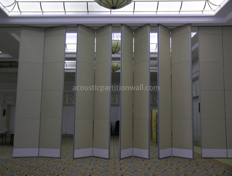 Folding Wall Partitions Conference Rooms Sliding Folding Partition Wall Commercial