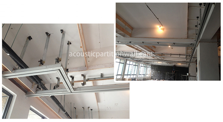 Operable Wall Installation