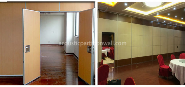 Partition Wall with Door