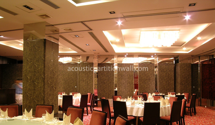 Room Partition Wall Materials Soundproof Sliding Room Partitions