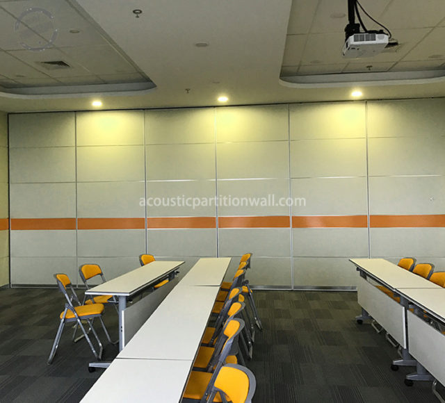 Sliding Partition Wall