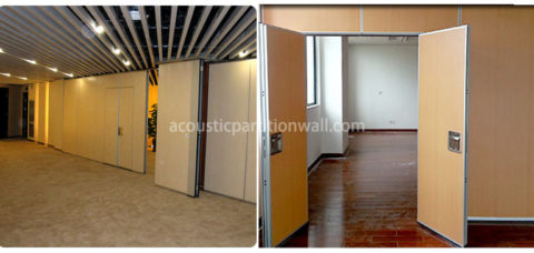 Wall Divider With Door